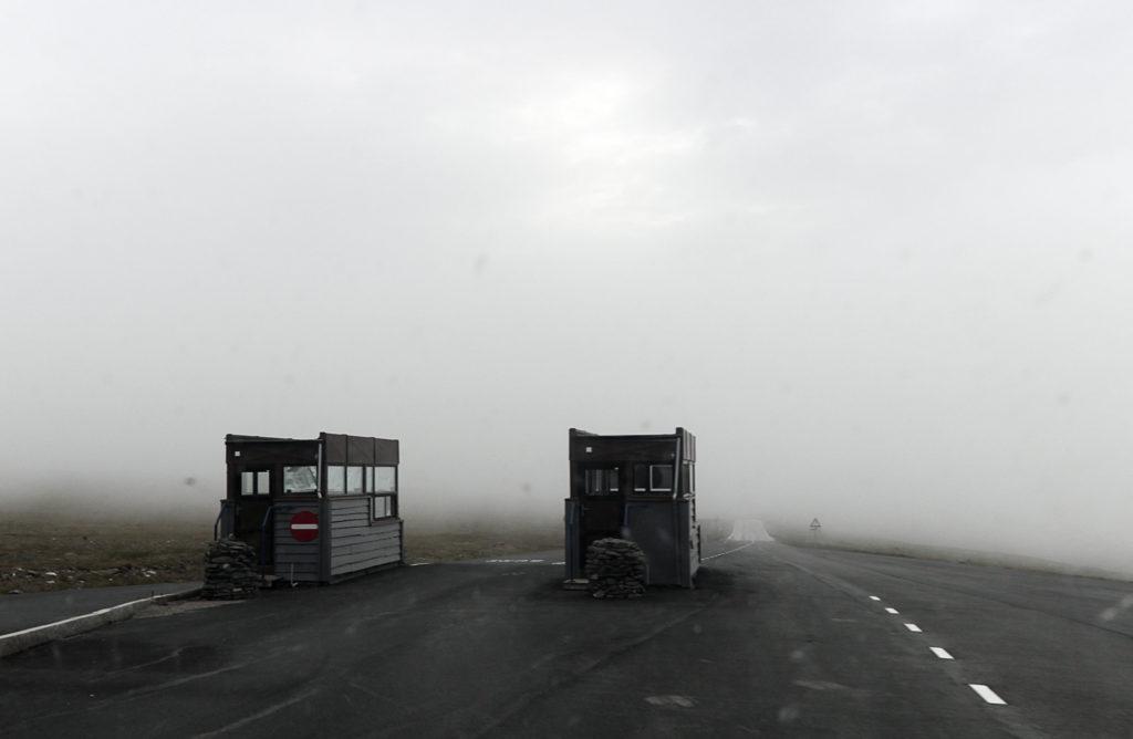 daktent reizen naar Noorwegen Nordkapp