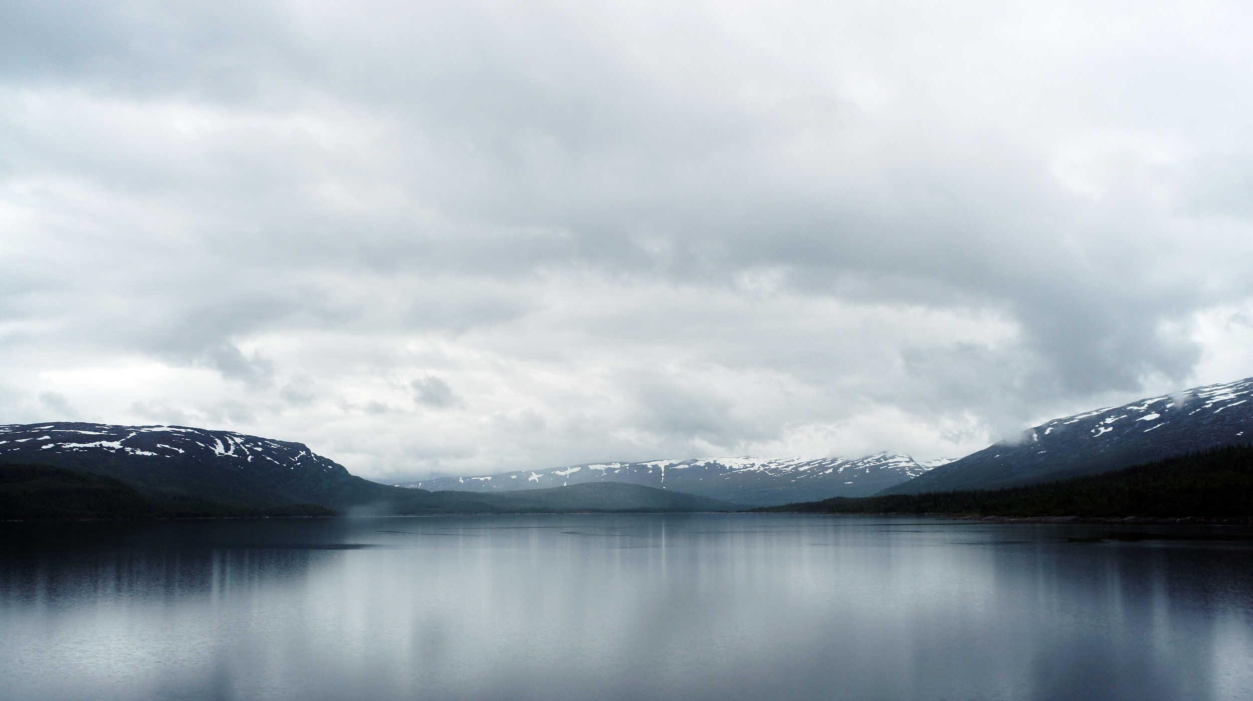 daktent reizen wildkamperen Noorwegen