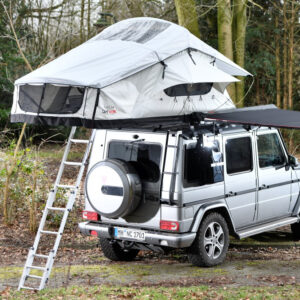 Campwerk Adventure daktent kamperen