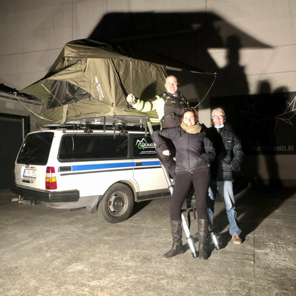 Baltic Sea Circle Rally team Pura Vida