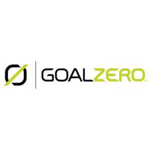 Goal Zero powersupply batterij zonnepaneel kamperen logo